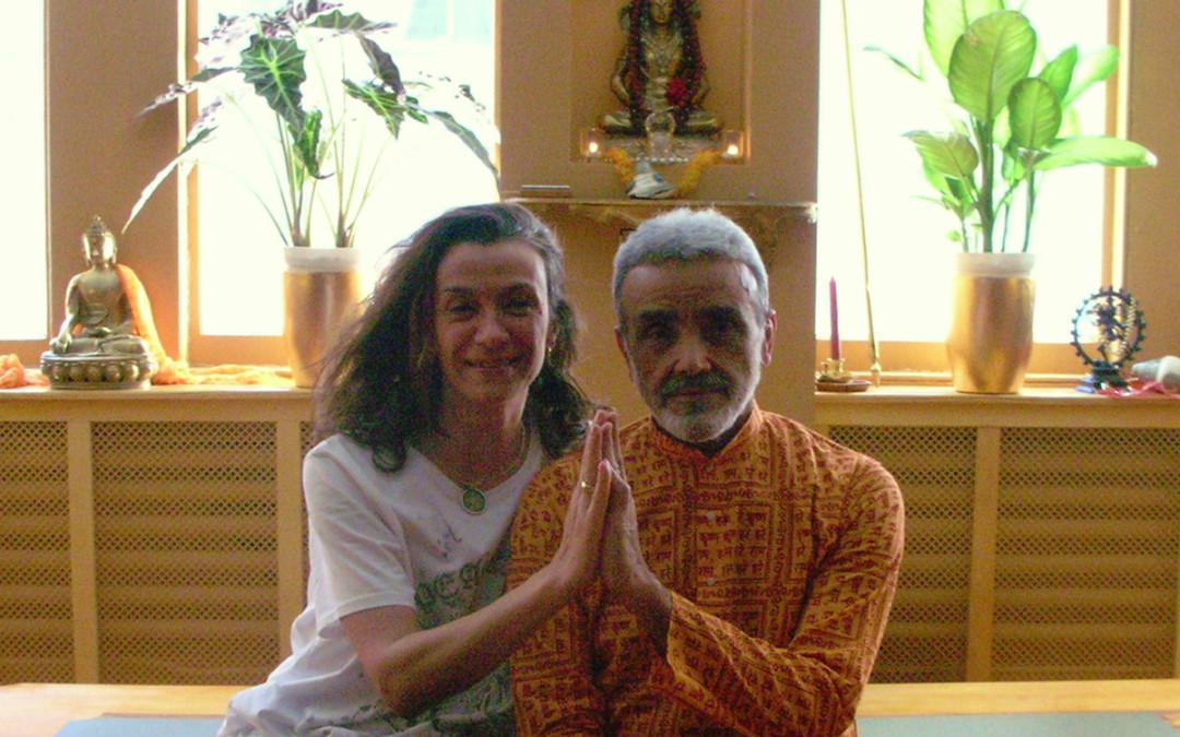 Grandi maestri: Incontro con Dharma Mittra
