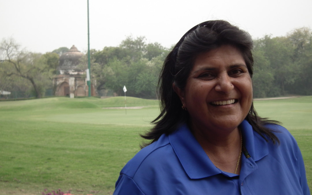 YOGA E GOLF INTERVISTA A NONITA LALL QURESHI