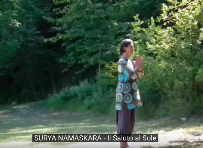 Surya Namaskara – Il Saluto al sole